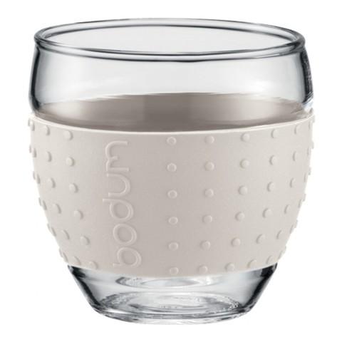 Набор кружек Bodum Pavina (2 шт. по 0,35 литра) белый