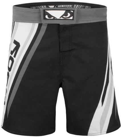 Шорты для MMA Bad Boy Pro Series Advanced Black/White