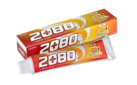 Зубная паста для всей семьи Витаминный уход, 120 гр, Kerasys