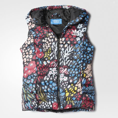 Жилет женский adidas ORIGINALS SLIM VEST AOP