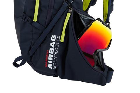 Картинка рюкзак горнолыжный Thule Upslope 35L Lime Punch - 8