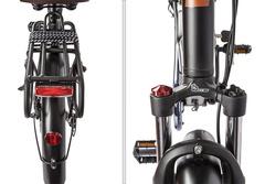 Велогибрид Leisger CD5 Cruiser