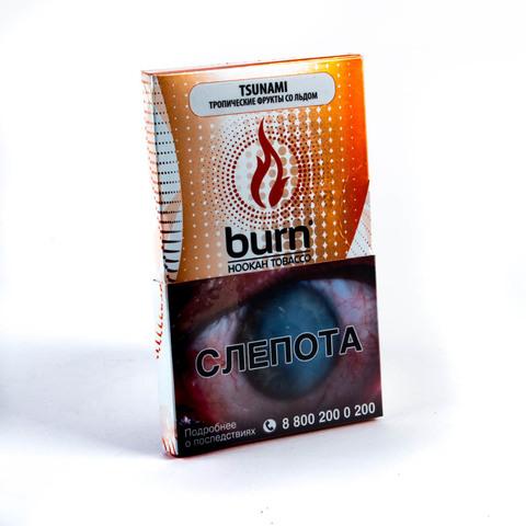 Табак Burn Tsunami 100 г
