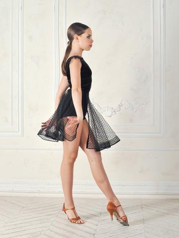 Детская юбка с шортами