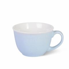6082 FISSMAN Кружка 500мл, цвет Голубой (керамика)