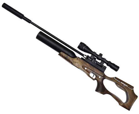 Jæger SP Карабин с колбой 5,5 мм (прямоток, ствол Lothar Walther 550 мм., полигональный без чока) 115L/LW/B