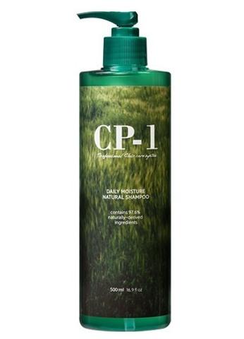 Натуральный увлажняющий шампунь для ежедневного применения Esthetic House CP-1 Daily Moisture Natural Shampoo