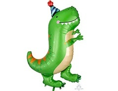 А ФИГУРА/P35 Динозавр зеленый, 26