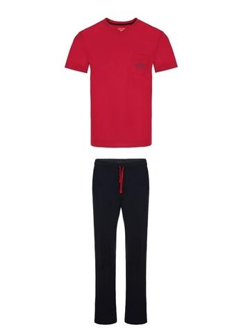 Пижама мужская со штанами RENE VILARD 37202 UPON