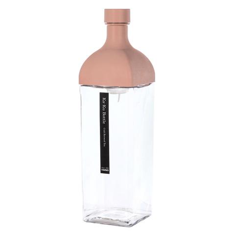Бутылка для заваривания HARIO Ka-ku Bottle KAB-120-SG ,1200 мл, пепельно-розовый