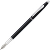 Cross Century Classic - Black Lacquer CT, перьевая ручка, F, BL