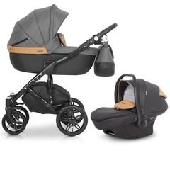 Детская коляска Expander Enduro 3 в 1  Caramel