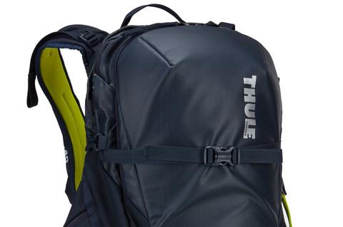 Картинка рюкзак горнолыжный Thule Upslope 35L Lime Punch - 9