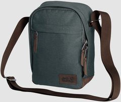 Сумка для документов Jack Wolfskin Heathrow greenish grey