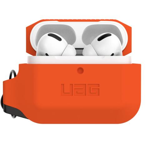 Чехол UAG для Apple Airpod Pro Silicone Case, оранжевый (orange)