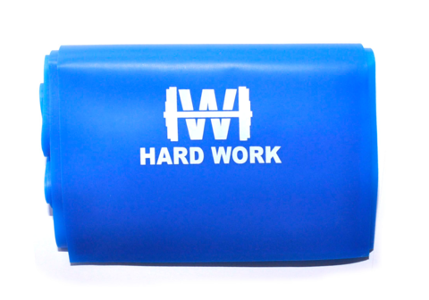 Эспандер латексная лента Hard work Размер 1500*150*0,5. (1515-50)