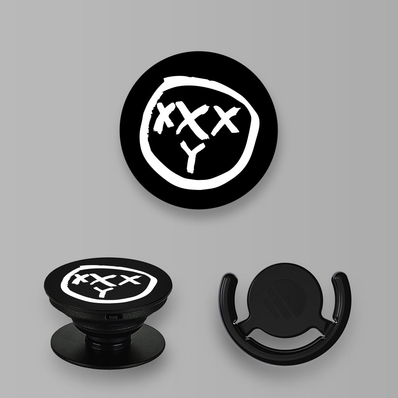 Попсокет с лого OXXXY черный