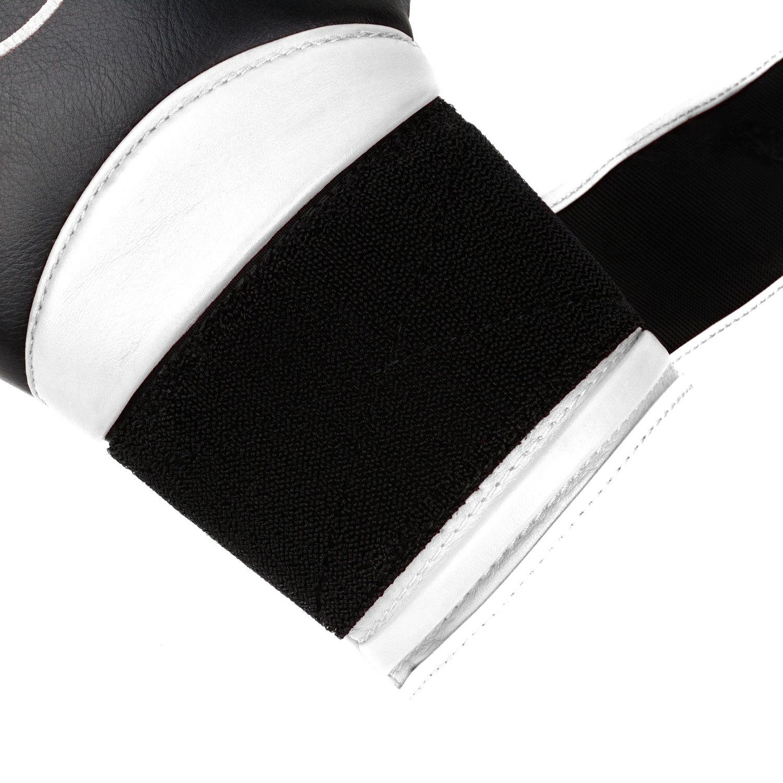 Перчатки Dozen Dual Impact Black/White липучка петли