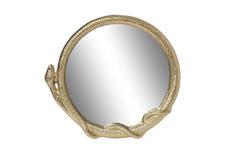 Зеркало декоративное Garda Decor Змейка золото 94PR-21812