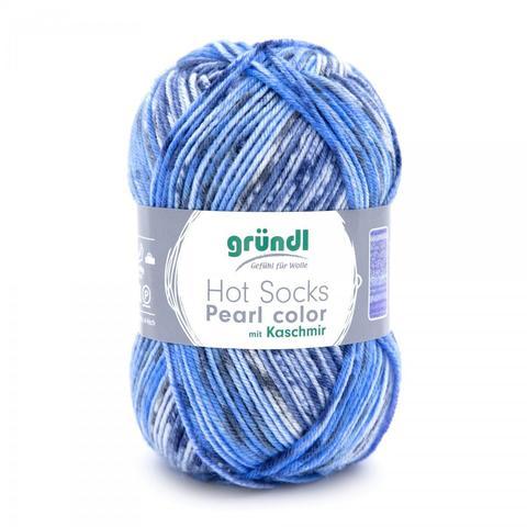 Gruendl Hot Socks Pearl Color 04 купить www.knit-socks.ru