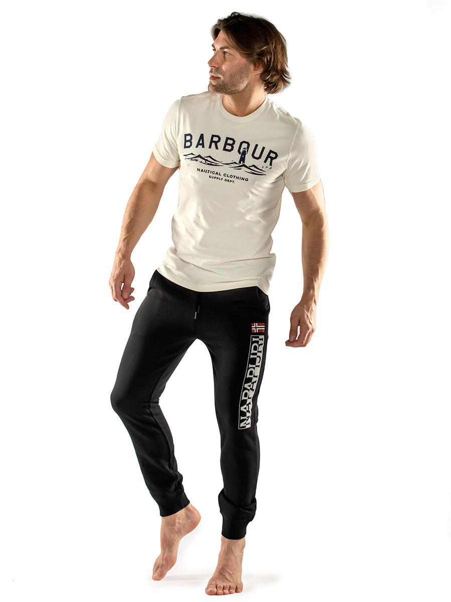 Napapijri брюки M-Ice черный