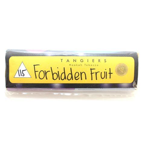 Табак для кальяна Tangiers Noir (желт) 115 Forbidden Fruit 250 гр.