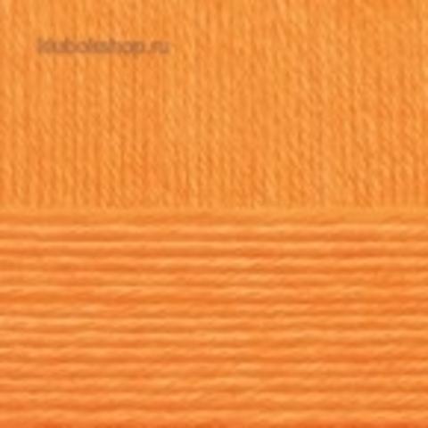 Детский каприз 485 Желто-оранжевый Пехорка