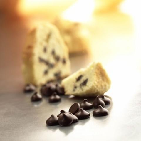 Термостабильный шоколадные капли Белколад / Belcolade Грэйнс Нуар