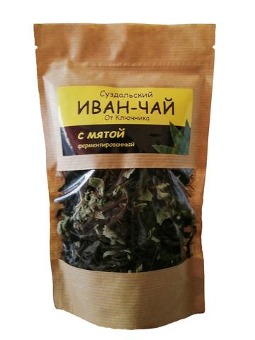 Иван-чай «с мятой»