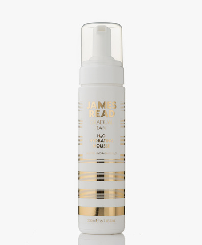 James Read Gradual Tan H2O Hydrating Mousse Аква-мусс для загара
