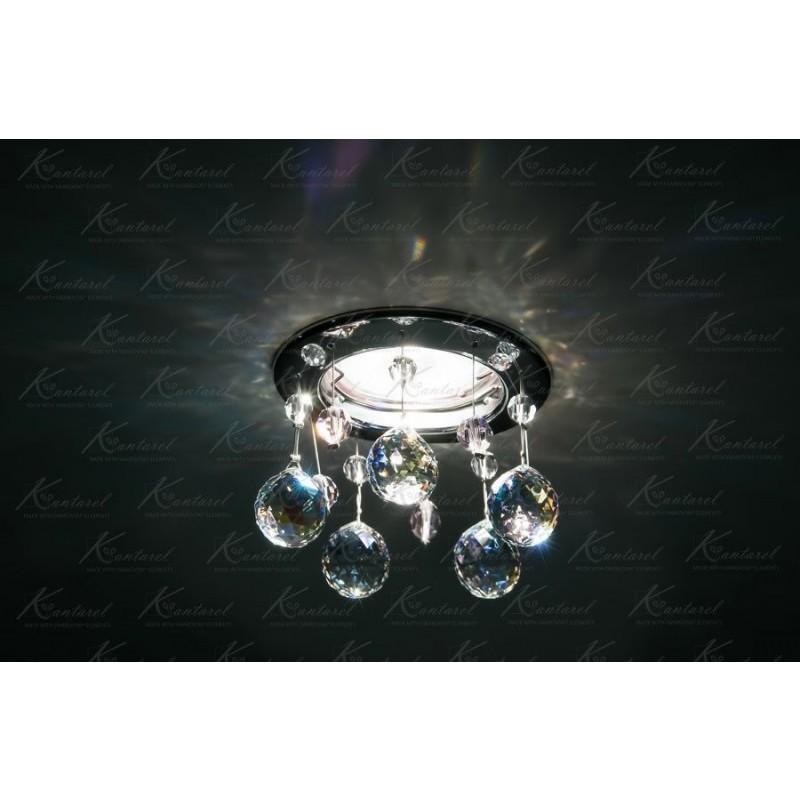 Встраиваемый светильник Kantarel Galaxy CD 049.3.1/9/1AB