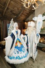 Дед Мороз и Снегурочка (комплект Вип)