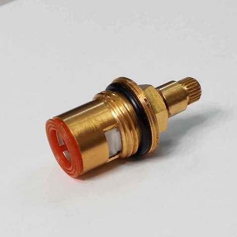 Кран-букса 1/2, керамическая, 24 шлица WKF-038