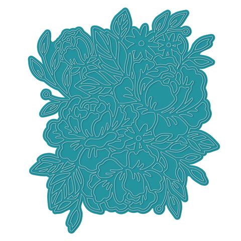 Нож для вырубки We R Memory Keepers Revolution Die Card Front Floral