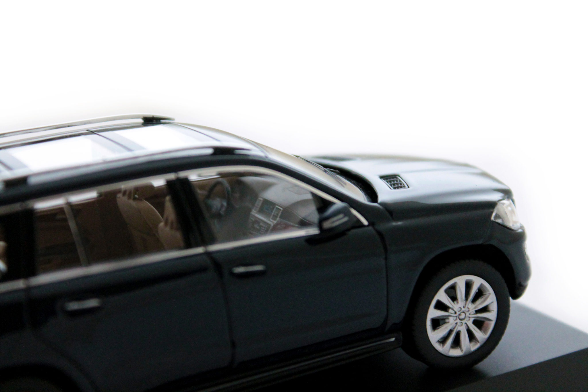 Коллекционная модель Mercedes-Benz GL500 X166 2012