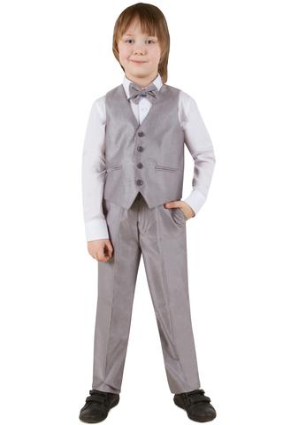 Детский праздничный костюм для мальчика без рубашки