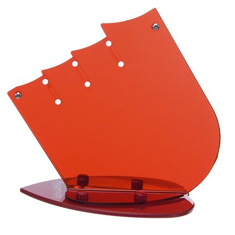 2890 FISSMAN Flamenco Подставка для ножей 17x10,5x17,5 см,  купить