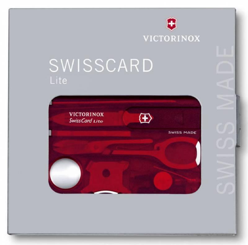 Карта SwissCard Lite Victorinox (0.7300.T)