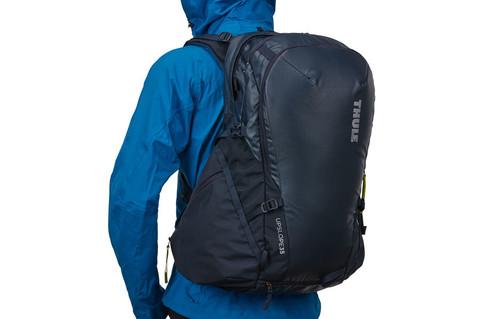 Картинка рюкзак горнолыжный Thule Upslope 35L Lime Punch - 10