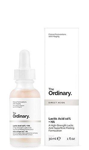 Сыворотка The Ordinary Lactic Acid 10% + HA 2%