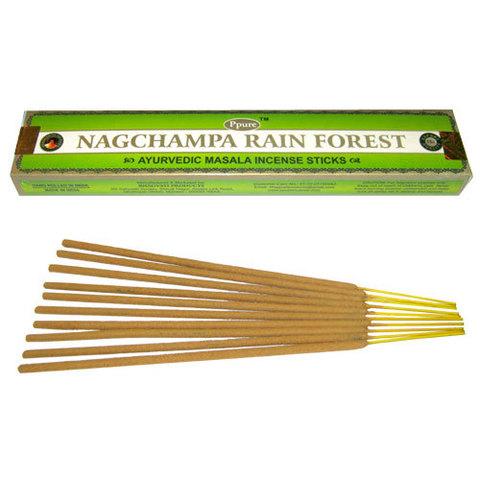 Индийские палочки Ppure NagChampa Rain Forest
