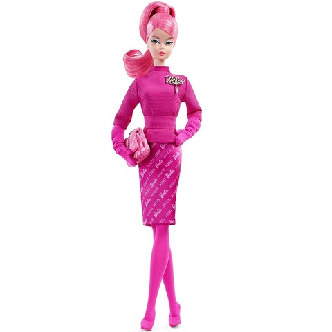 Барби Силкстоун Гордый Розовый
