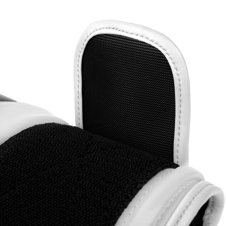 Перчатки Dozen Dual Impact Black/White липучка крючки