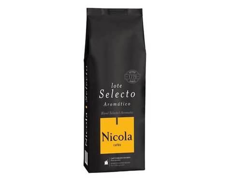 Кофе в зернах Nicola Selecto, 1 кг