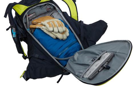 Картинка рюкзак горнолыжный Thule Upslope 35L Lime Punch - 11
