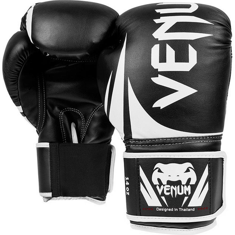 Перчатки Перчатки для бокса Venum Challenger 2.0 Boxing Gloves - Black 1.jpg