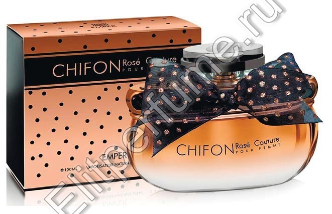 Chifon Rose Couture Шифон Роуз Кутюр  парфюмерная вода жен. 100мл