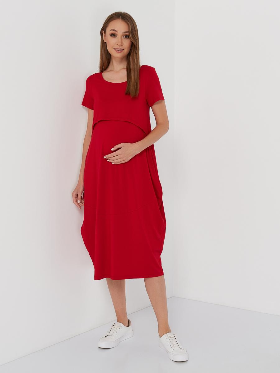 Платье для будущих и кормящих мам - Фото 2