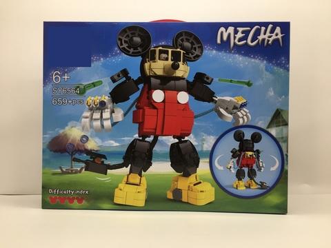 Конструктор Дисней Микки Маус 6564, 659д.