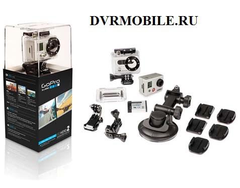 Видеокамера GoPro HD HERO2 Motorsport edition